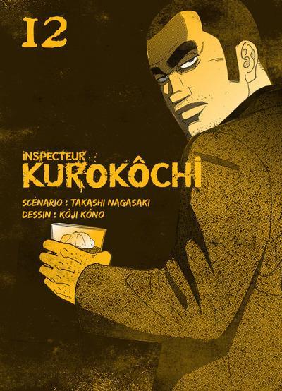 Couverture Inspecteur Kurokochi tome 12