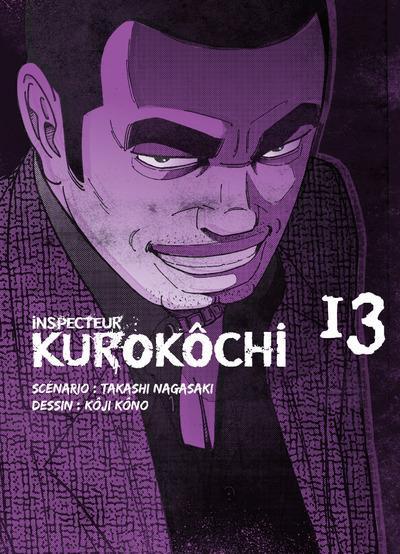 Couverture Inspecteur Kurokochi tome 13