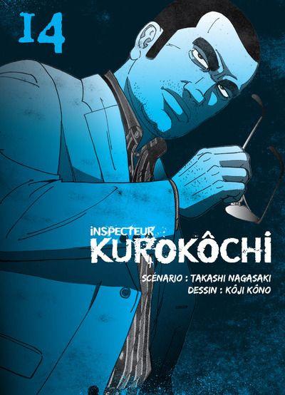 Couverture Inspecteur Kurokôchi tome 14