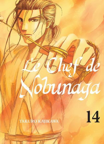 Couverture Le chef de Nobunaga tome 14
