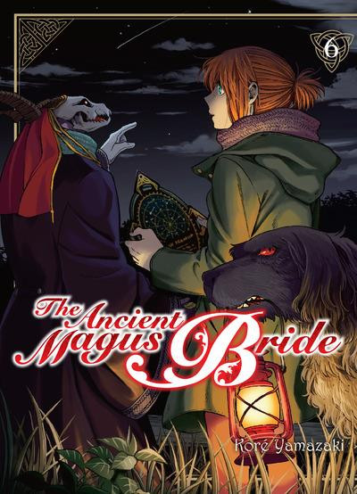 Couverture The ancient magus bride tome 6