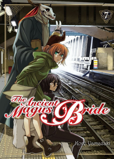 Couverture The ancient magus bride tome 7