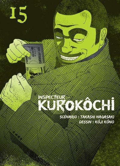 Couverture Inspecteur Kurokochi tome 15
