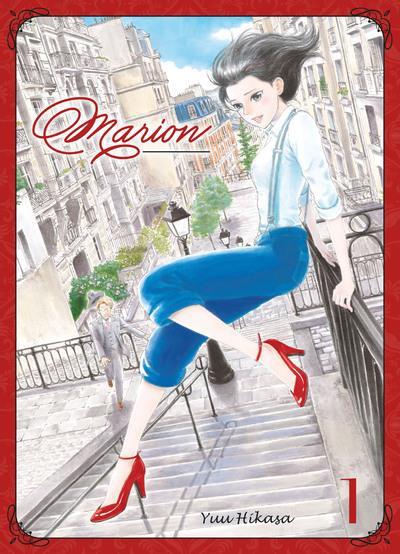 Couverture Marion tome 1