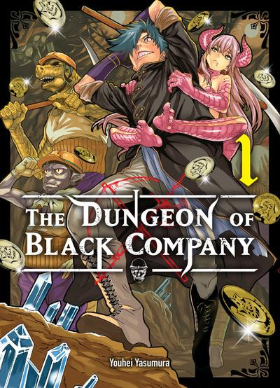 Couverture The dungeon of black company tome 1