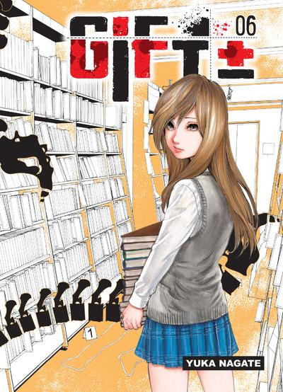 Couverture Gift +- tome 6