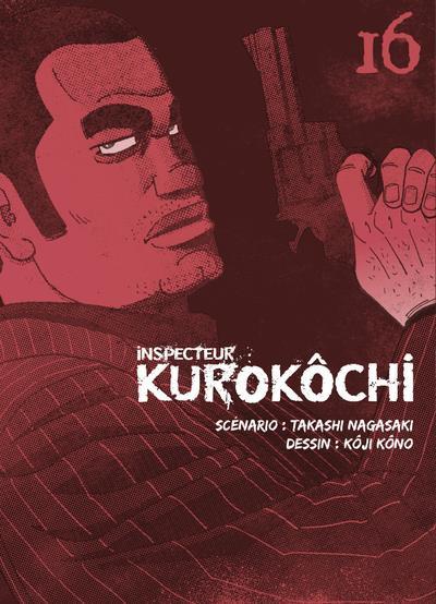 Couverture Inspecteur Kurokôchi tome 16