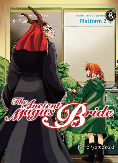 Couverture The ancient magus bride tome 8