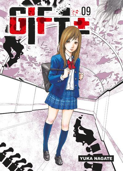 Couverture Gift +- tome 9