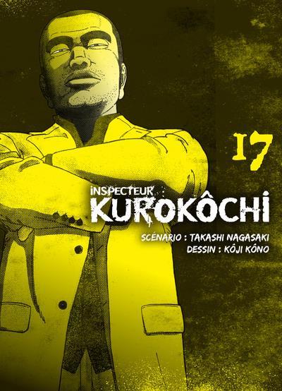 Couverture Inspecteur Kurokochi tome 17