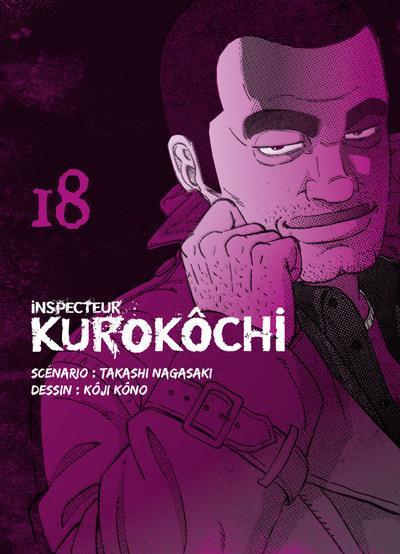 Couverture Inspecteur Kurokochi tome 18