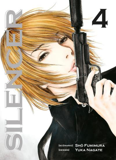 Couverture Silencer tome 4