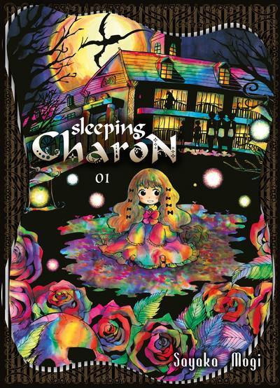 Couverture Sleeping caron tome 1
