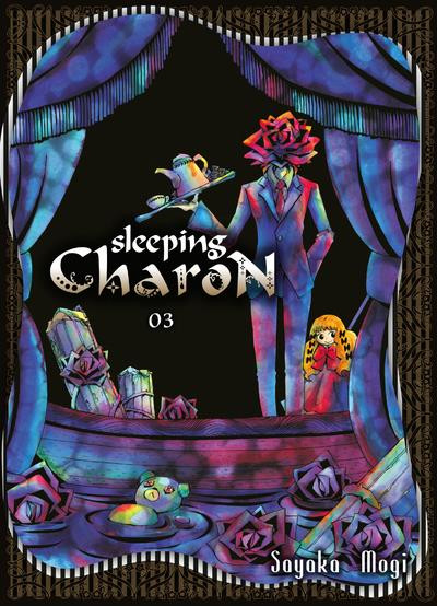 Couverture Sleeping Charon tome 3