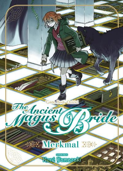 Couverture The ancient magus bride - Merkmal tome 1