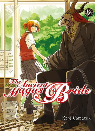 Couverture The ancient magus bride tome 9