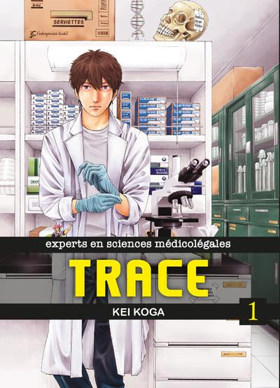 Couverture Trace tome 1