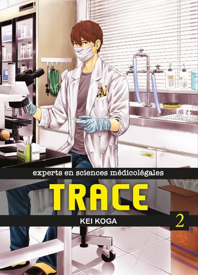Couverture Trace tome 2