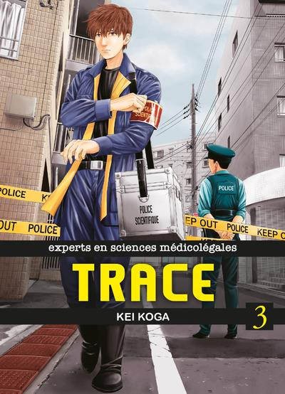 Couverture Trace tome 3