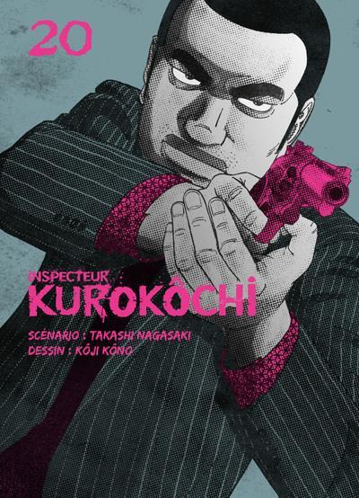 Couverture Inspecteur Kurokochi tome 20