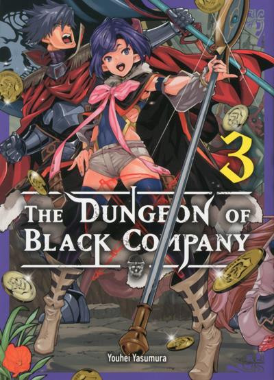 Couverture The dungeon of black company tome 3