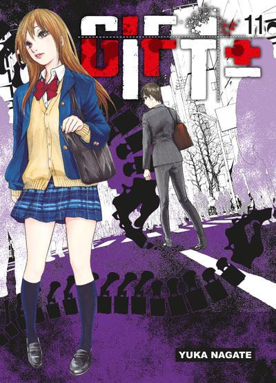 Couverture Gift +- tome 11