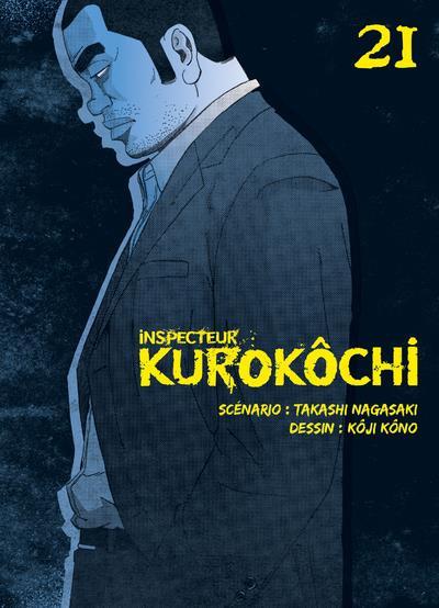 Couverture Inspecteur Kurokochi tome 21