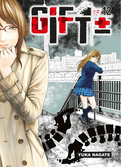 Couverture Gift +- tome 12