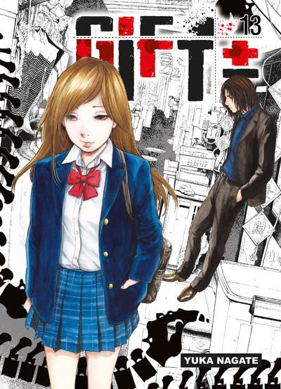 Couverture Gift +- tome 13