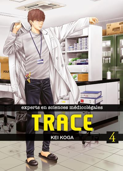Couverture Trace tome 4