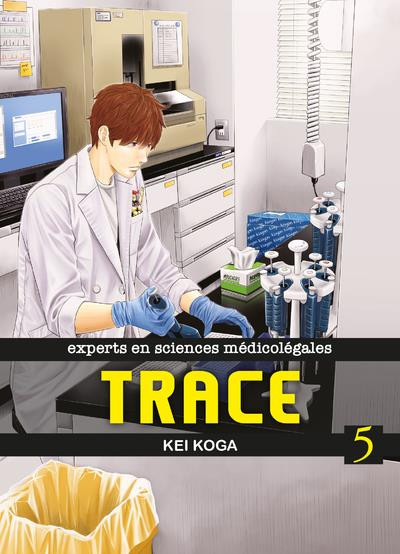 Couverture Trace tome 5
