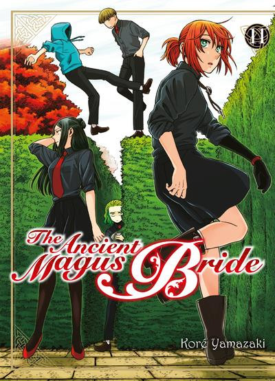 Couverture The ancient magus bride tome 11