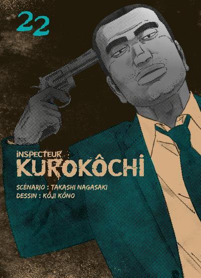 Couverture Inspecteur Kurokochi tome 22