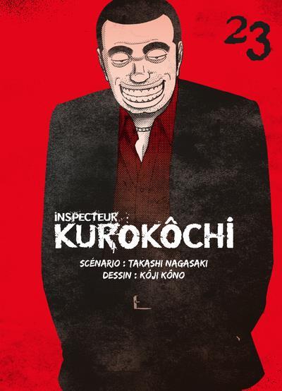 Couverture Inspecteur Kurokochi tome 23