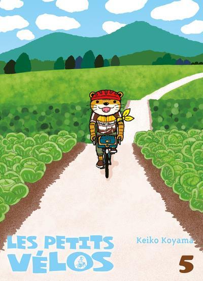 Couverture Les petits vélos tome 5