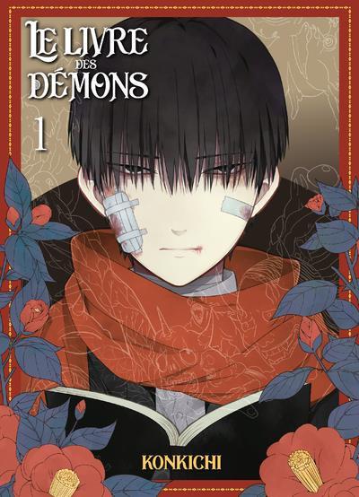Couverture Le livre des démons tome 1