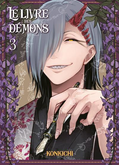 Couverture Le livre des démons tome 3