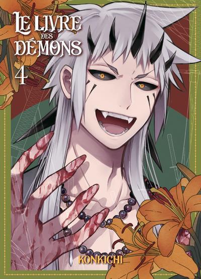 Couverture Le livre des démons tome 4