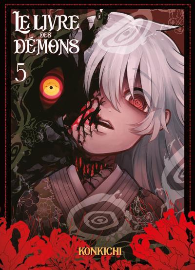 Couverture Le livre des démons tome 5