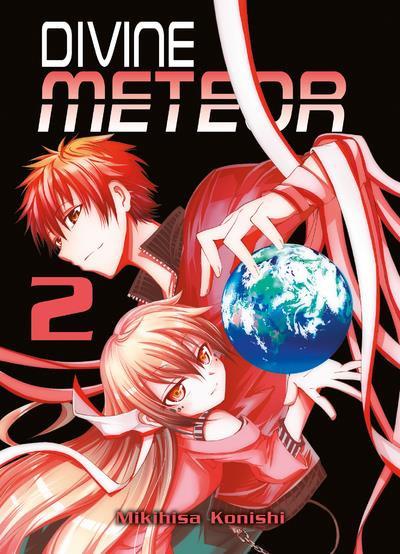Couverture Divine meteor tome 2
