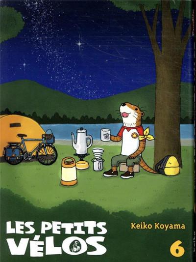Couverture Les petits vélos tome 6
