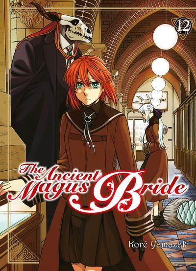 Couverture The ancient magus bride tome 12