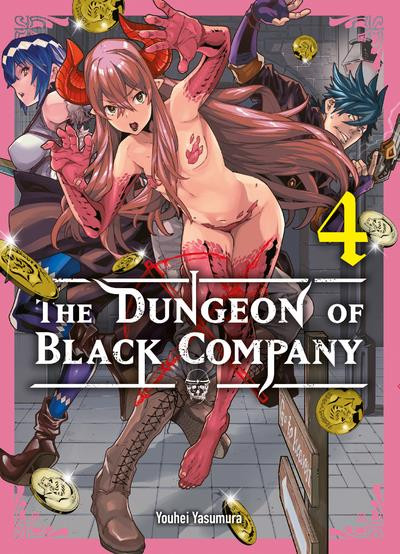 Couverture The dungeon of black company tome 4