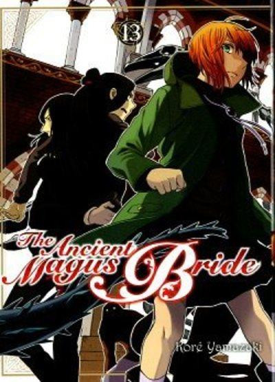 Couverture The ancient magus bride tome 13