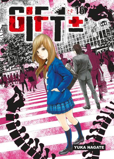 Couverture Gift +- tome 16