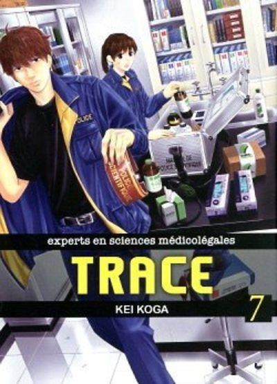 Couverture Trace tome 7