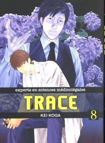 Couverture Trace tome 8