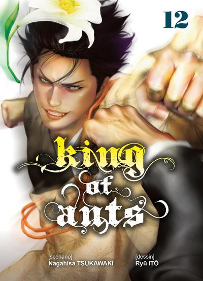 Couverture King of ants tome 12