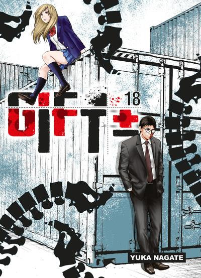 Couverture Gift +- tome 18