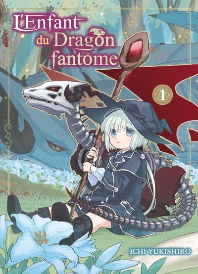 Couverture L'enfant du dragon fantôme tome 1